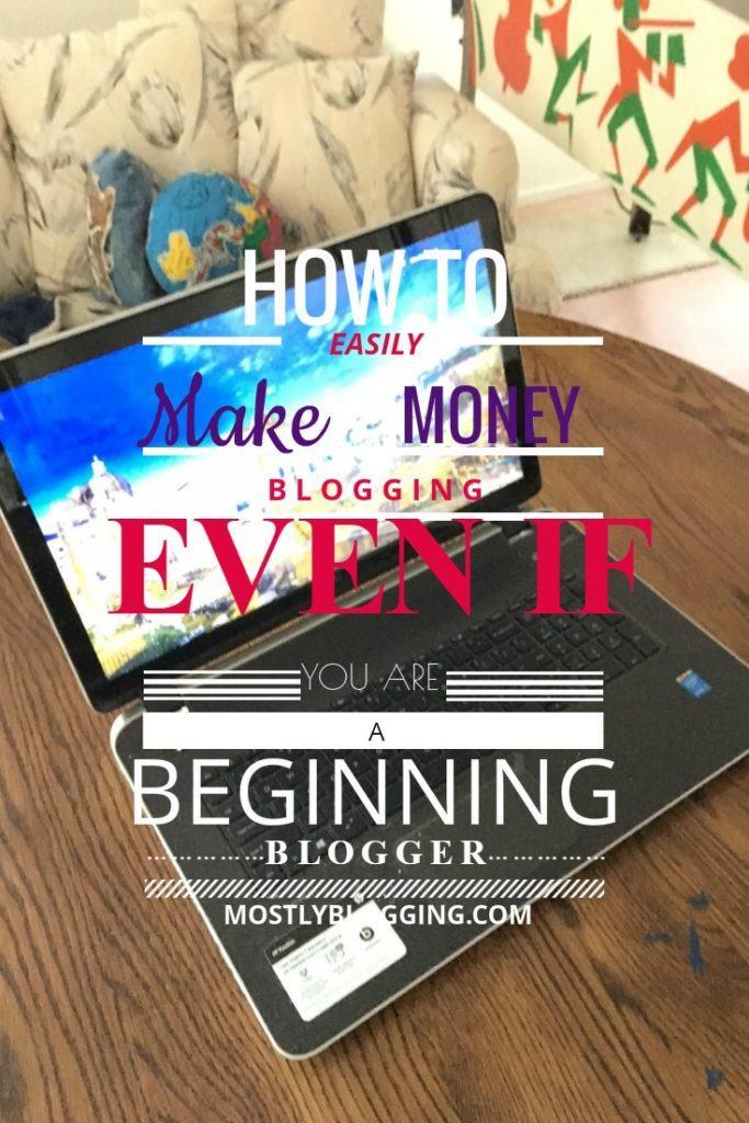 #Bloggers can make money #blogging