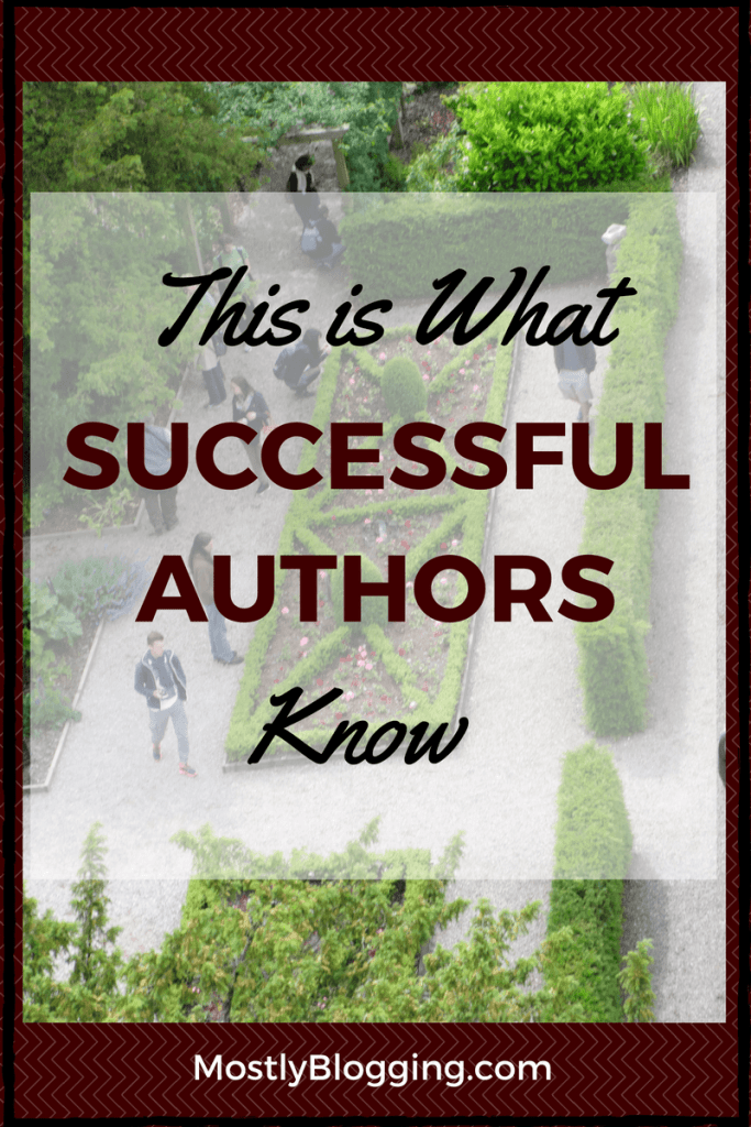 1 surprising fact successful #writers and authors know. Click to see what it is