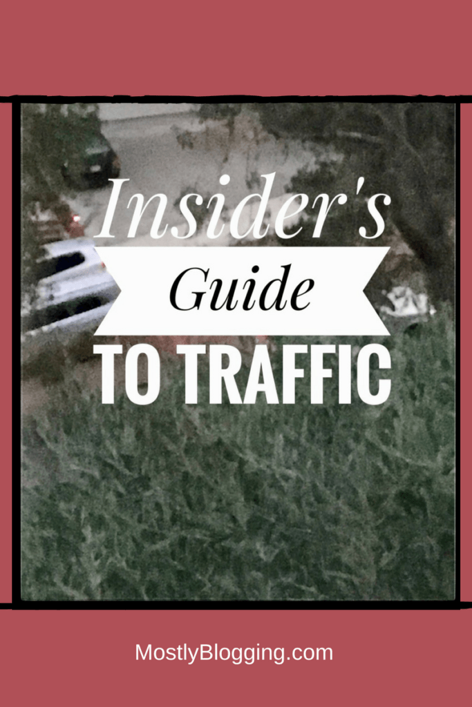 3 insider tips for bringing massive traffic to a new blog #blogging