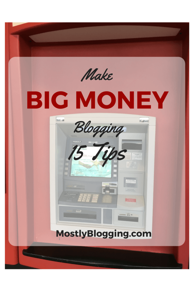 #Bloggers can make money blogging