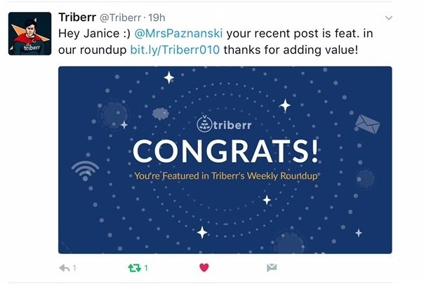 #Bloggers can get a viral blog post with #Triberr