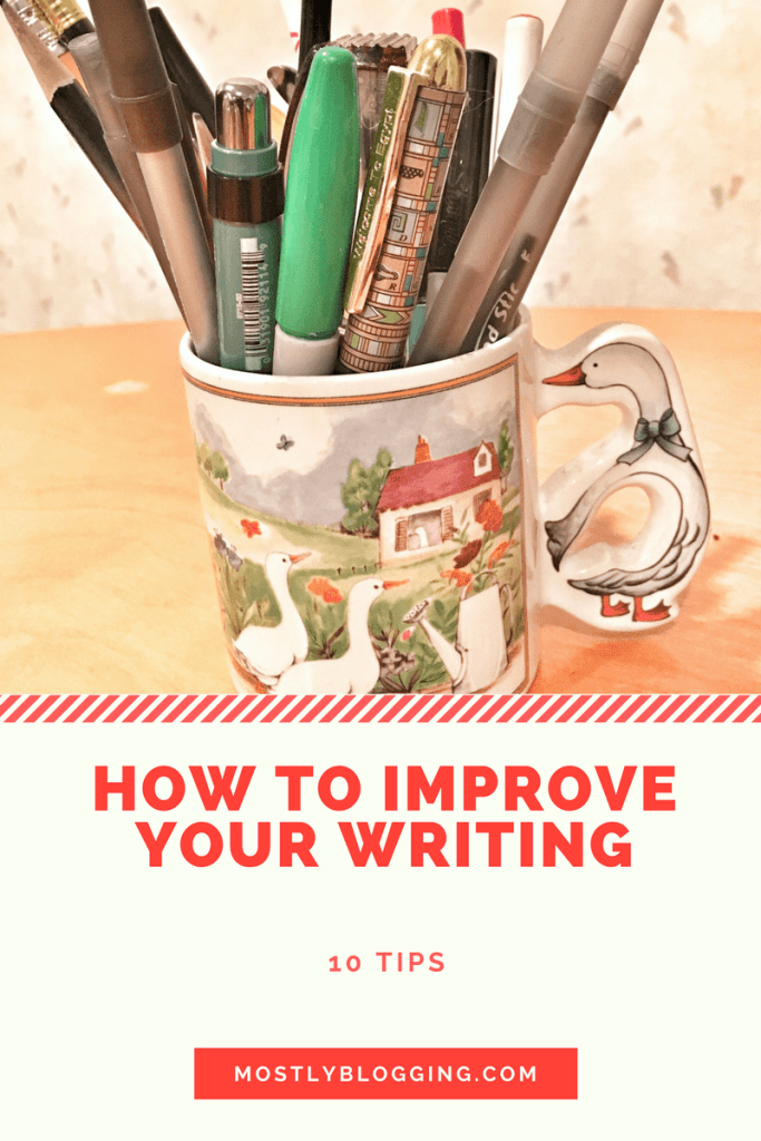 You can make sure you compose error-free writing with these 10 #WritingTips