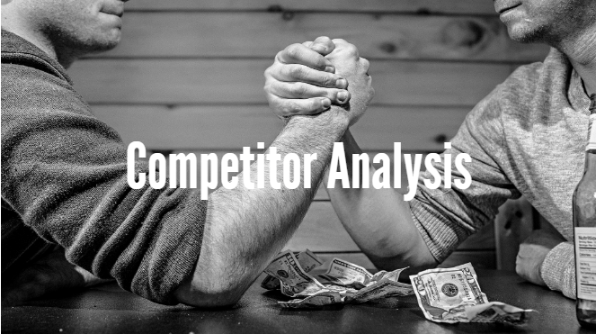 Get found on #Google with competitor analysis