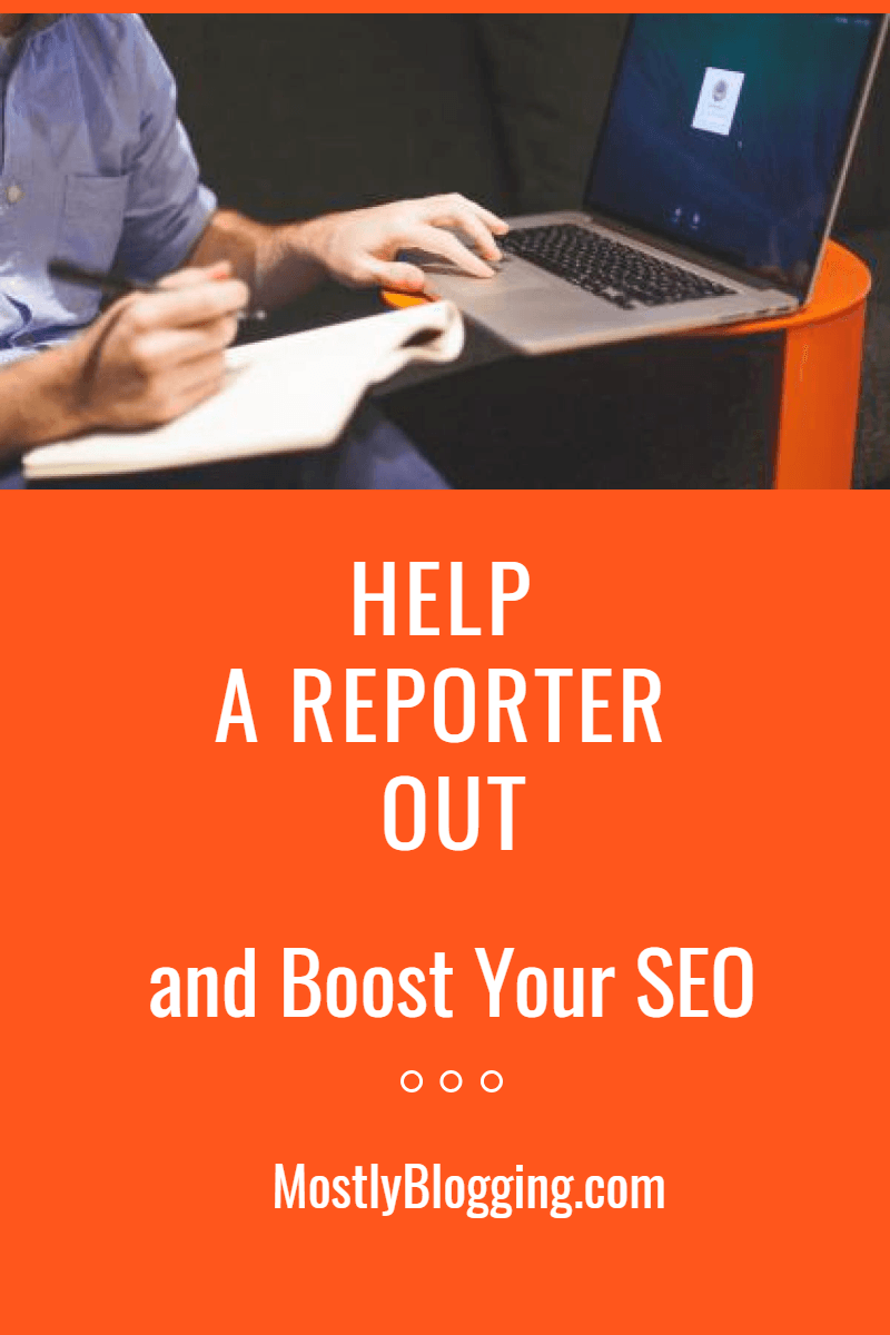 How to Help a Reporter Out and Boost Your SEO