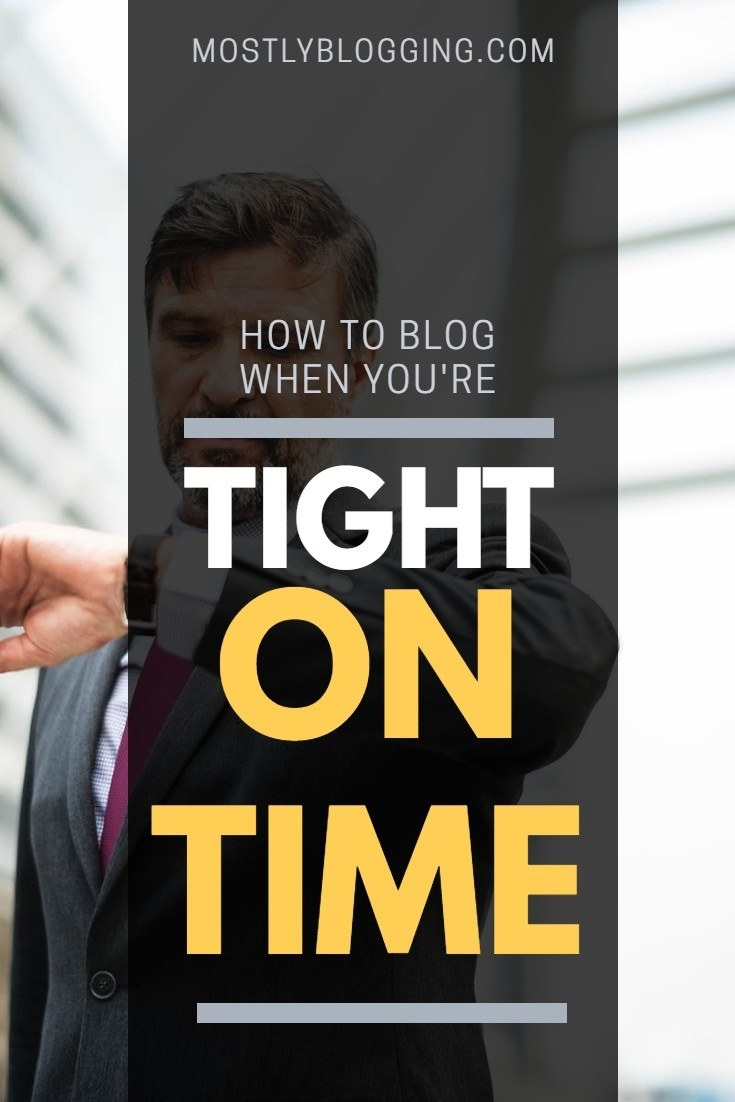 How to Grow Your Blog When You Are Tight on Time