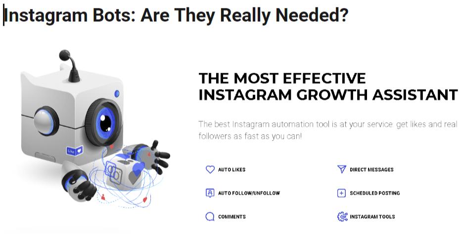 Instagram Liker: Do You Really Need Bots?