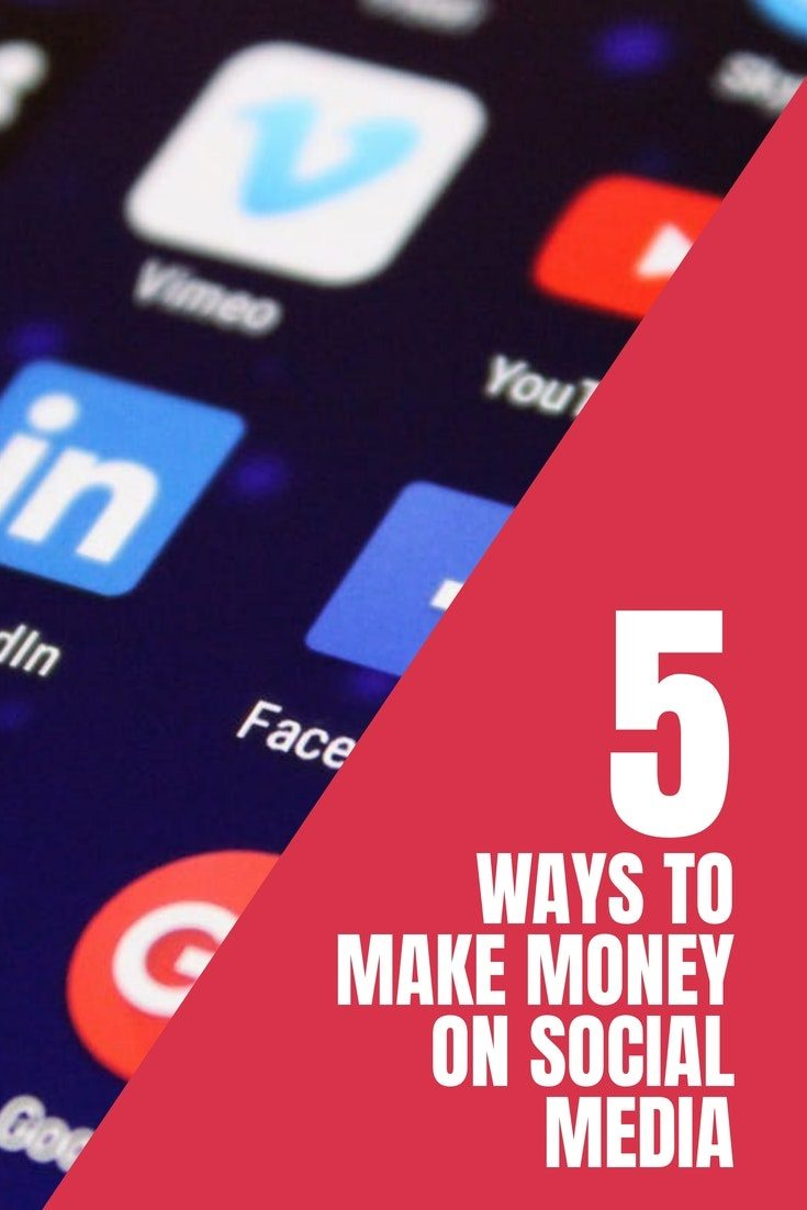 How to Make Money Using Apps like Pinterest, 5 Ways