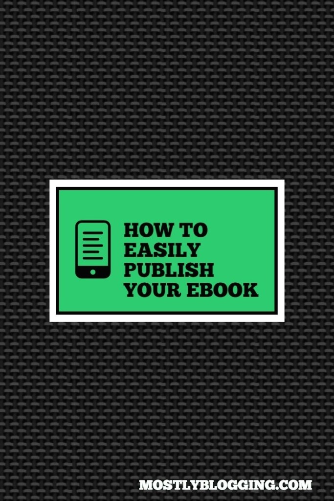 How to use the Kindle book format and why you should