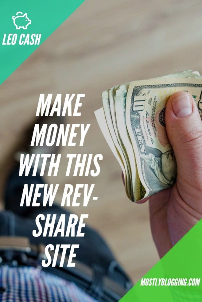 How to Easily Make Money With the Leo Cash Rev-Share Service