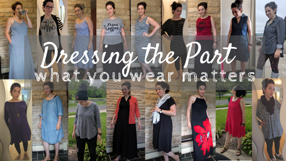 dressing the part what you wear matters sahm wardrobe