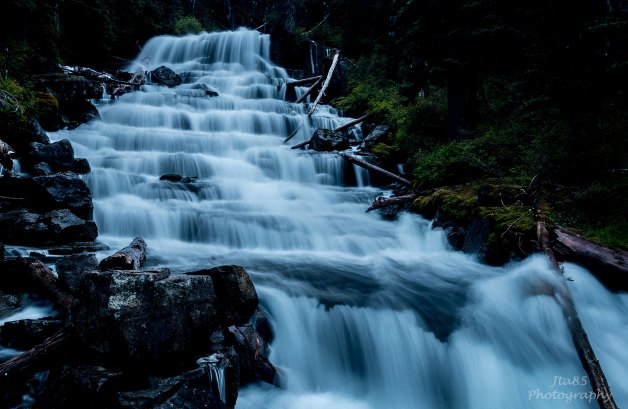 No.12 Buy Now Joffre Lakes offers many amazing views. Including this epic waterfall. Yesterday