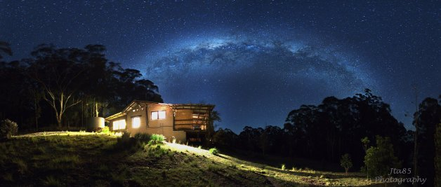 No.17 Buy Now There is nothing quite like viewing the Milky Way far away from city lights. The Other Day