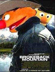 Brokeback Muppets
