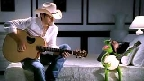 Brad Paisley Vs. Kermit the Frog