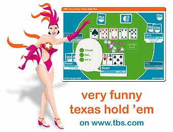 TBS Very Funny Texas Hold 'Em