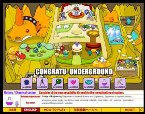 Grow Valley Congratu-Underground