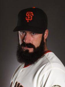 Brian Wilson: San Francisco Giant - Fear The Beard