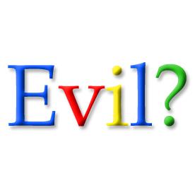 Don't be evil.