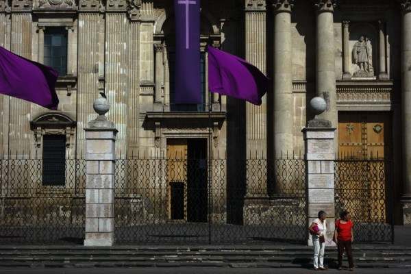Lent in Guatemala City
