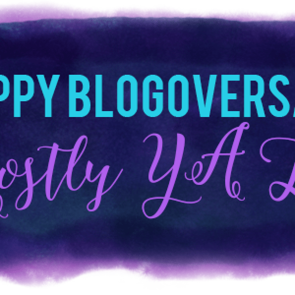 GIVEAWAY: Happy Blogoversary, Mostly YA Lit!