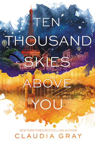 """""""Like You're My Mirror"""": Ten Thousand Skies Above You by Claudia Gray"""