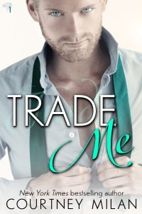 trade me by courtney milan book cover