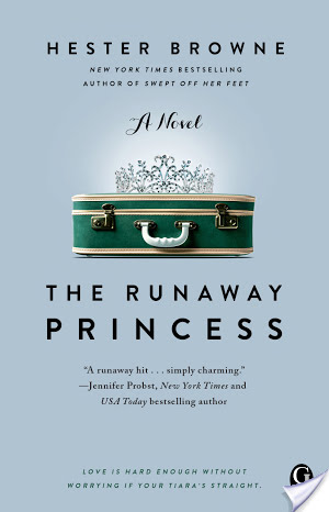 All Things Grow With Love | The Runaway Princess by Hester Browne