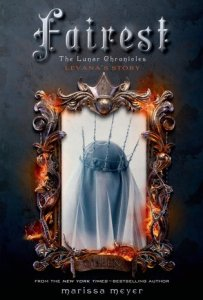 Fairest by Marissa Meyer cover