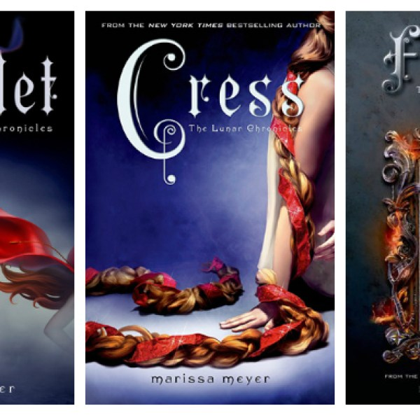 The Lunar Chronicles | Series Wrap-Up, Cress & Fairest Reviews!