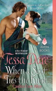 Recently in Romance #1: Reviews of Tessa Dare, Sarina Bowen & More!