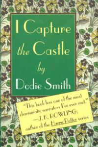 I Capture the Castle cover by Dodie Smith