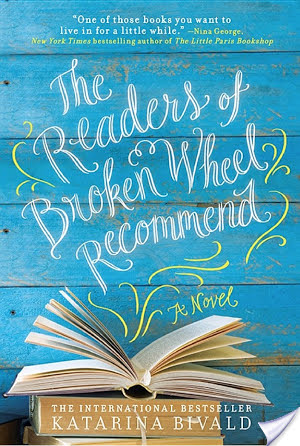 The Readers of Broken Wheel Recommend by Katarina Bivald | Review + Interview