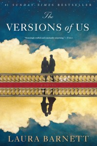The Versions of Us by Laura Barnett cover