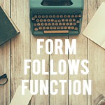 Form Follows Function image