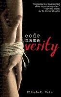 Code Name Verity book cover by Elizabeth Wein