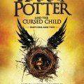 Harry Potter and the Cursed Child by JK Rowling book cover
