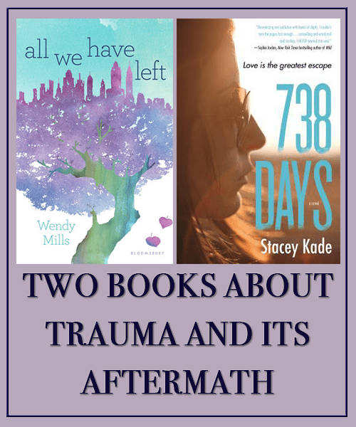 Two Books About Trauma and Its Aftermath