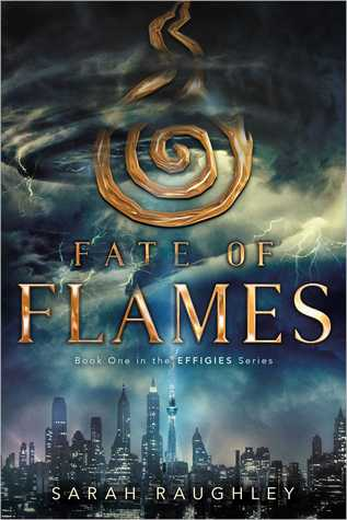 """""""Fighting Evil by Moonlight"""" Fate of Flames by Sarah Raughley   Review"""