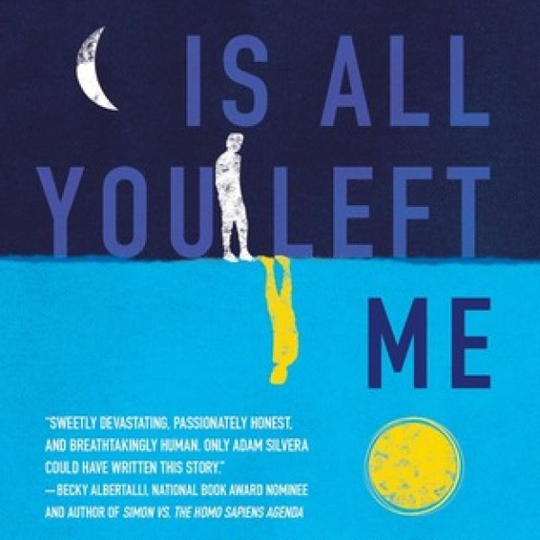 History is All You Left Me by Adam Silvera | Review