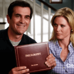 image of parents from Modern Family Phil and Claire