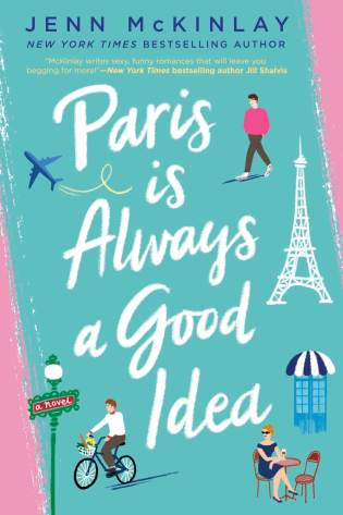 Paris is Always A Good Idea by Jenn McKinlay | Review