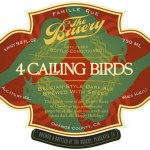 The Bruery – 4 Calling Birds review