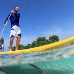 SUP on the water this summer!