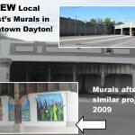 Call for Round 2 of Downtown Community Mural Project