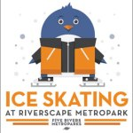 Ice Skating Returns to RiverScape Nov 23rd