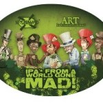 3rd Annual Mad Hatter Bar Crawl This Saturday