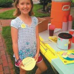 McKenzie's 8th Annual Lemonade Stand for Cancer