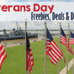 Saluting Our Veterans with Meal Deals All Over Town