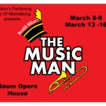 Children's Performing Arts of Miamisburg presents: The Music Man!