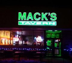 Mack's Tavern in Centerville